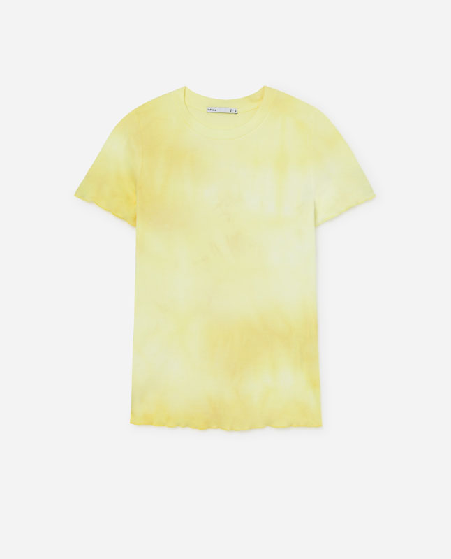889640ec TIE-DYE T-SHIRT - T-shirts and tops - COLLECTION - WOMEN - | Lefties ...