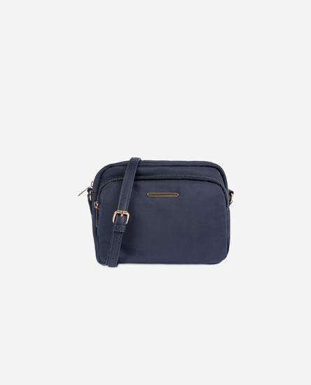 DOUBLE POCKET BAG