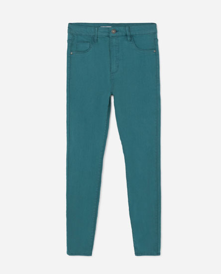 SKINNY JEANS COLOR
