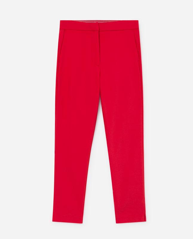 0846a7144e Lefties - pantalón estampado - rojo - 01924312-V2019