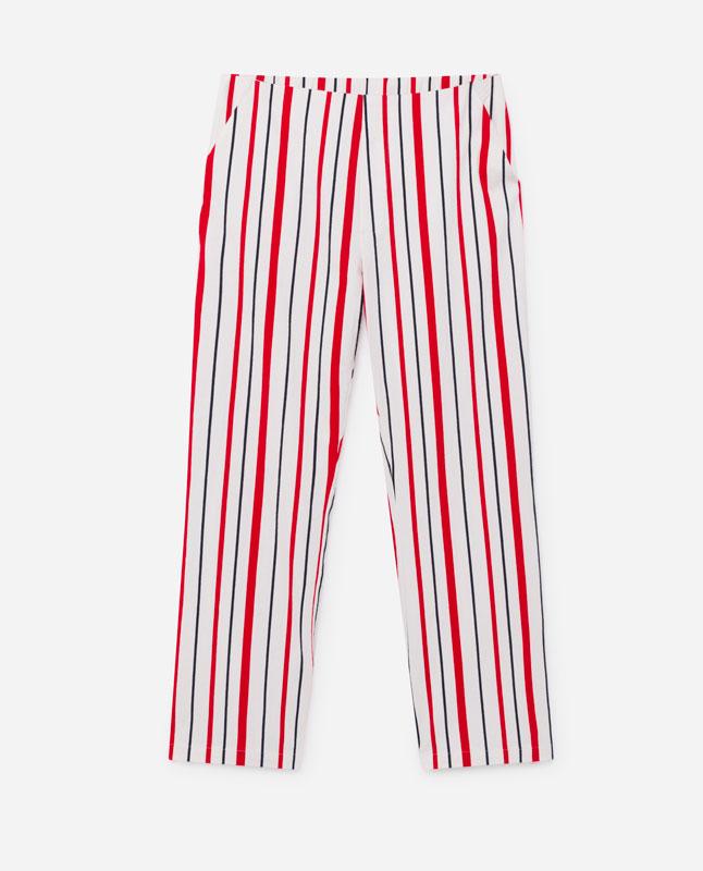 bc380854cb Lefties - jegging rayas - blanco rojo - 01924327-V2019