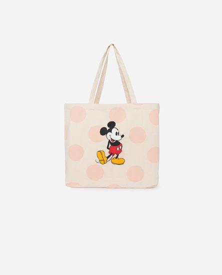 BOLSO SHOPPER MICKEY TOPOS © Disney