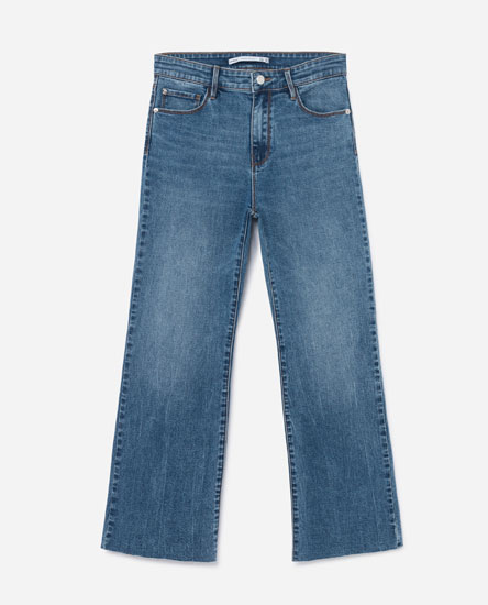 JEANS KICK FLARE