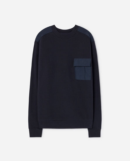 SWEATSHIRT WITH POCKET