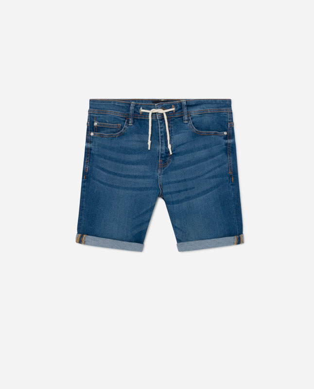53f6759f0d Lefties - bermuda denim - indigo - 01424575-V2019