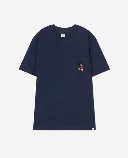 MICKEY MOUSE POCKET T-SHIRT