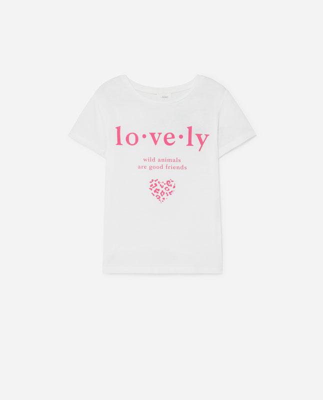 45a05de52 SLOGAN T-SHIRT - T-shirts and tops - COLLECTION - GIRLS - Kids ...