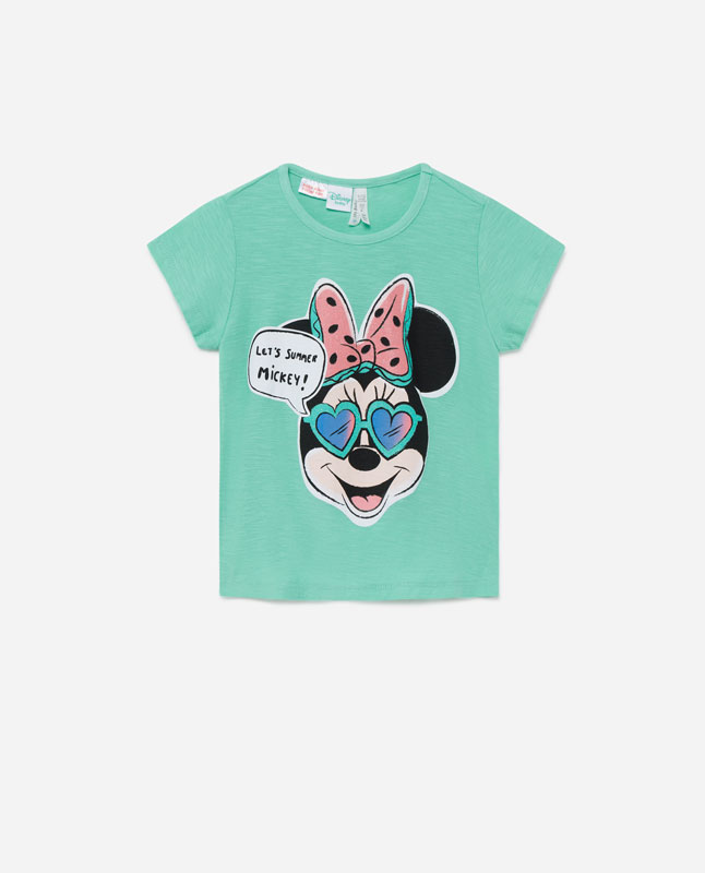 563a3211 MINNIE MOUSE T-SHIRT © Disney - T-shirts and bodysuits - COLLECTION ...