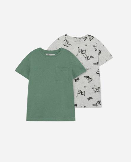 a94c2f046 Camisetas - COLECCIÓN - BOYS - Kids -