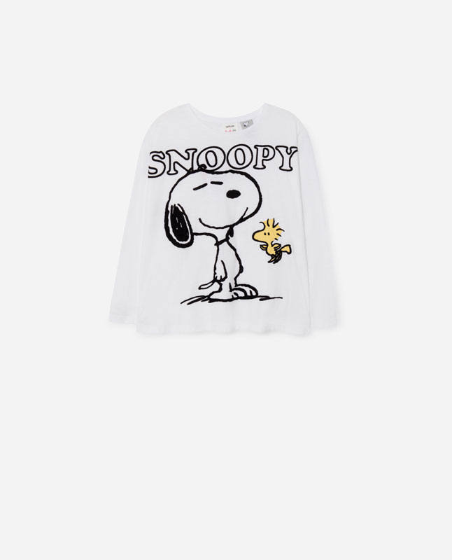 186eeb6d9925e6 SNOOPY T-SHIRT - T-shirts and tops - COLLECTION - GIRLS - Kids ...