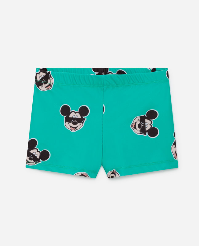 2c1df048b7 Lefties - mickey © disney swimming trunks - green - 05703803-V2019