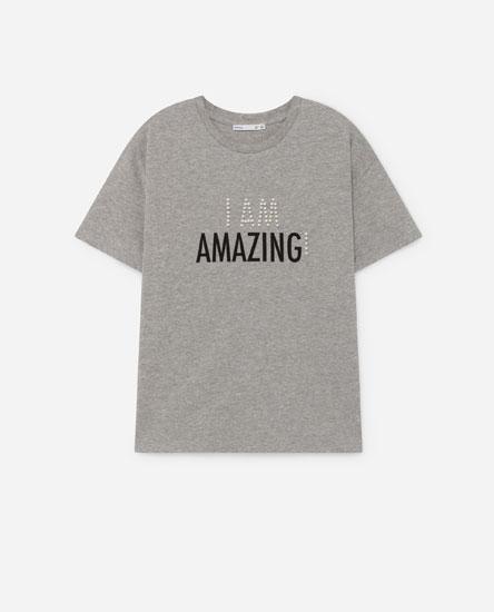 Appliqué T-shirt