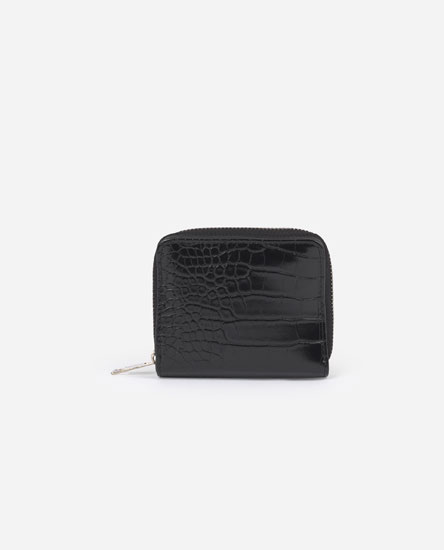 Square purse