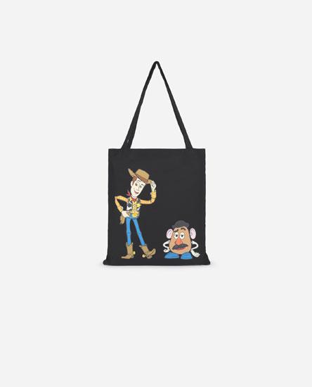 Saco tote bag Woody e Senhor Batata Toy Story