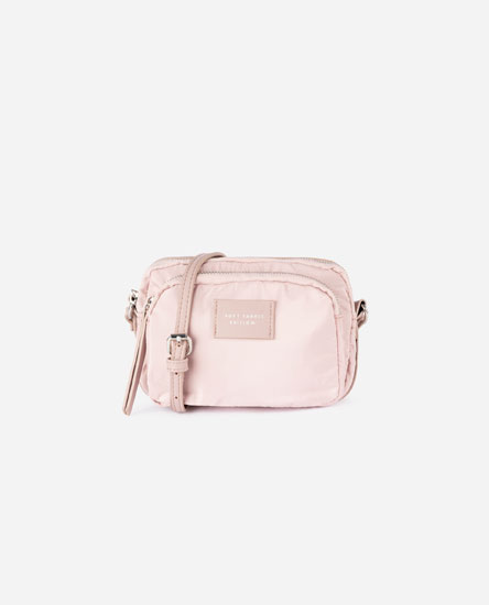 Coloured crossbody bag