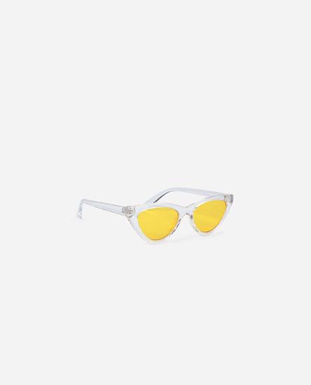Colourful retro sunglasses