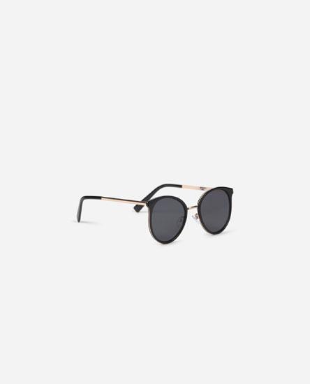 Gafas de sol detalles metalizados