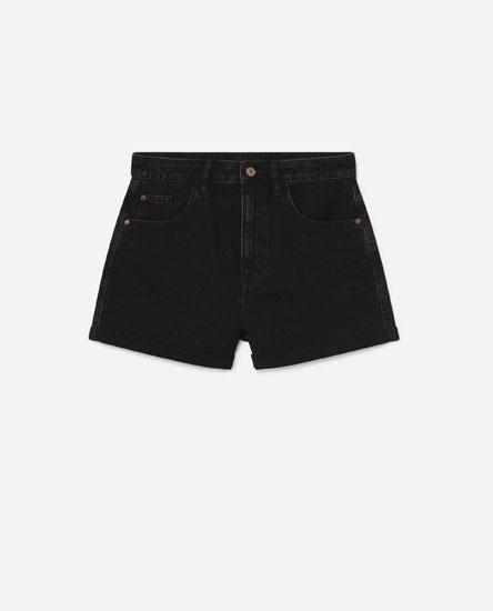 Pantalons curts denim