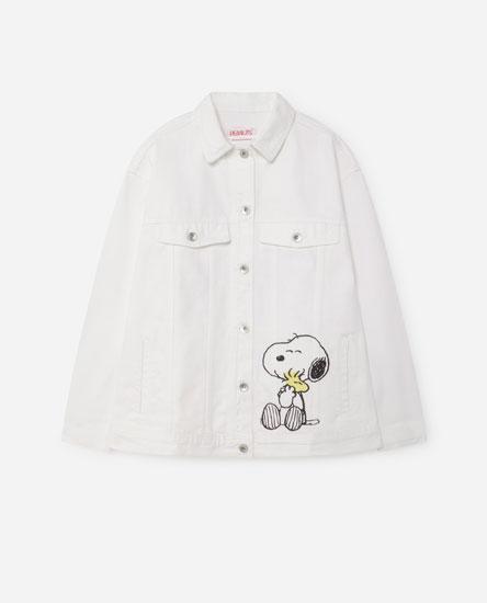Куртка с принтом «Снупи»