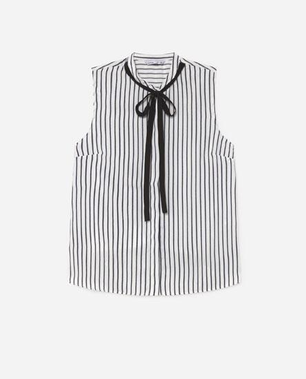 Camisa sin mangas