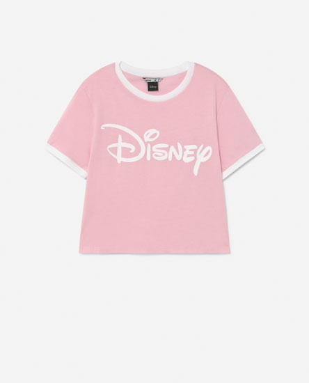 Camiseta crop ©Disney