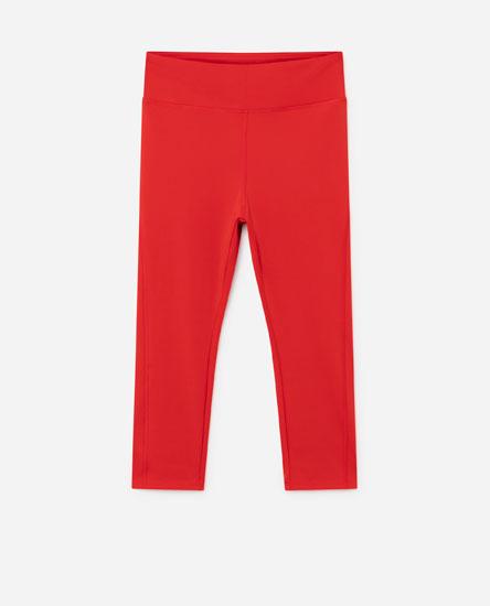 Cropped sports leggings