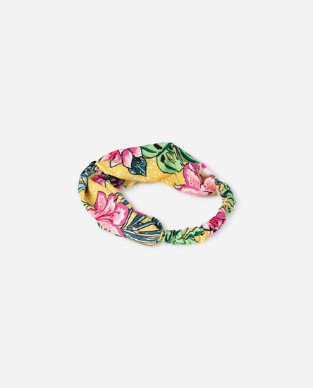 Tropical print bandana