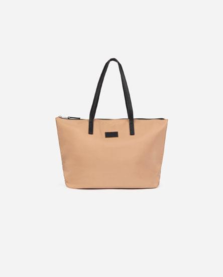 Basic tote bag