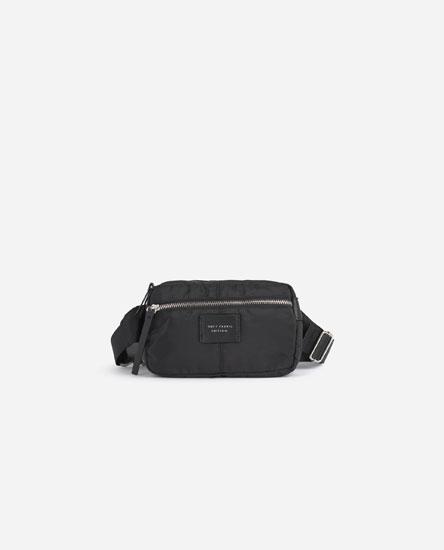 Basic nylon belt bag