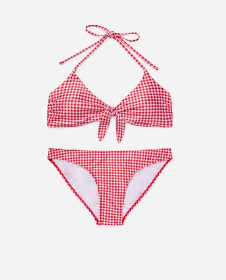 Conxunto bikini triangular