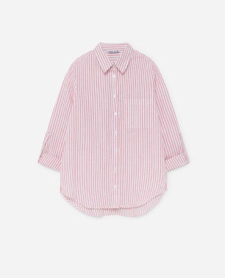 Basic striped shirt