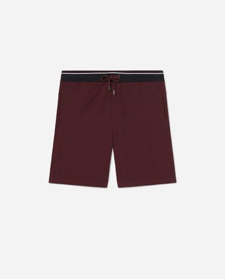 Piqué Bermuda Shorts