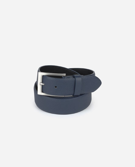 Micro perforated belt