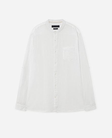 Camisa de màniga llarga