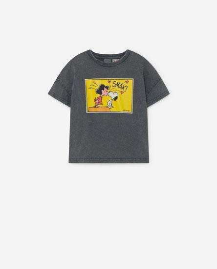 Snoopy Kiss T-shirt