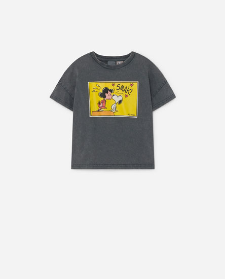 Snoopy Kiss T-shirt