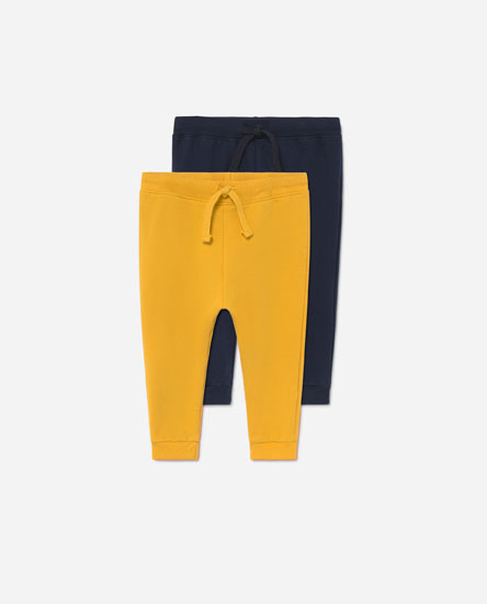 Pack of 2 trousers