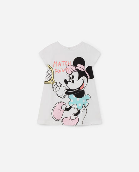 Vestido Minnie tenis © Disney