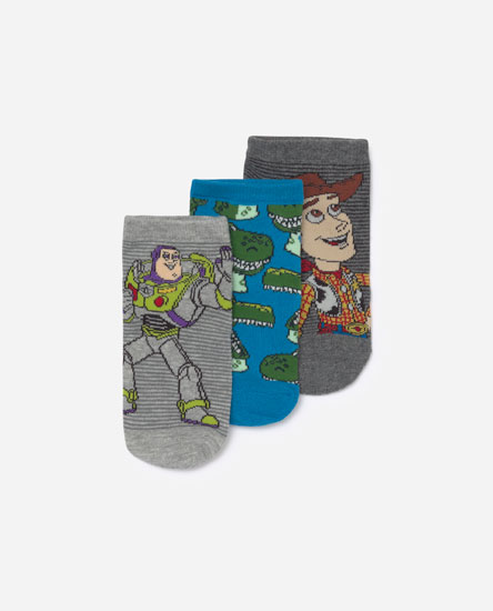 Pack calcetines Toy Story © Disney