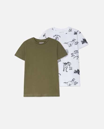 Pack of 2 T-shirts
