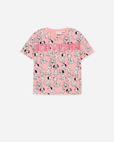 Camiseta 101 Dálmatas