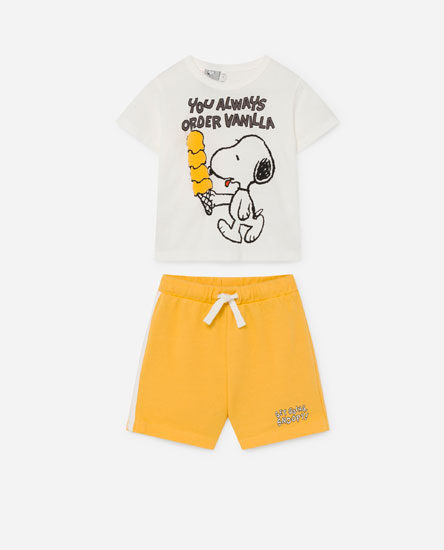 Conjunto do Snoopy