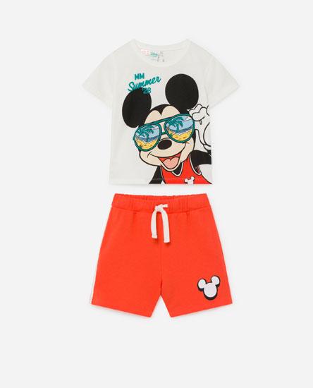 Conjunto Mickey gafas © Disney