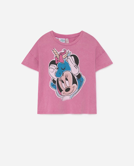 Camiseta Minnie unicornio © Disney