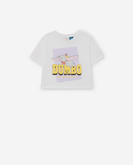 Dumbo crop top