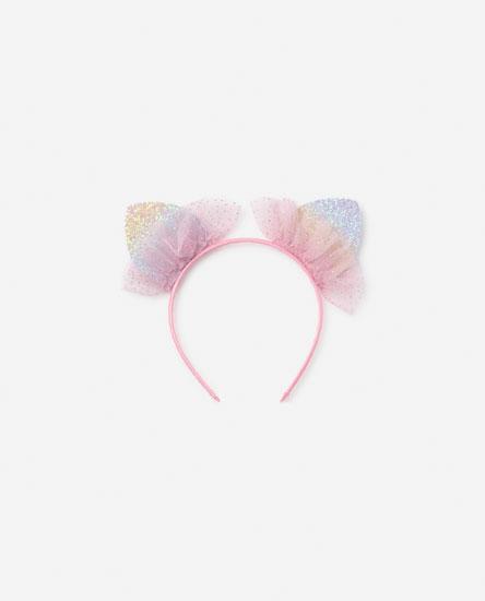 Headband with ears