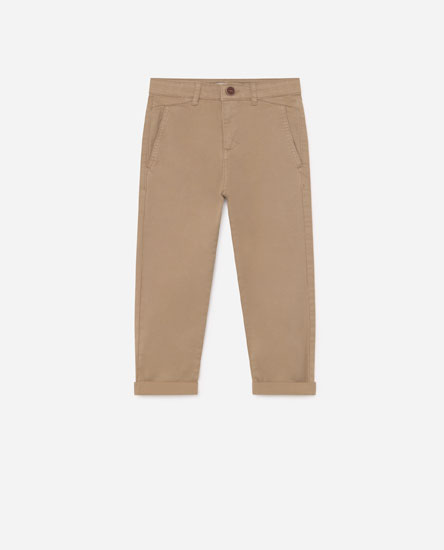 Essentials chinos