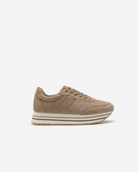 EVA sole sneakers