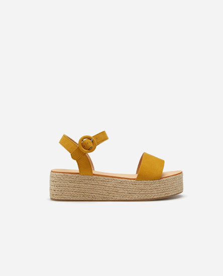 Basic jute wedges
