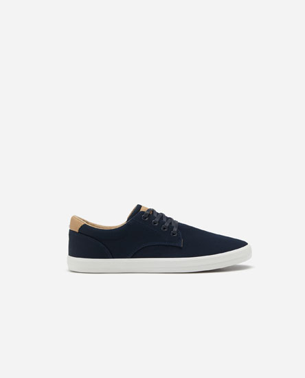 Derby shoe sneakers